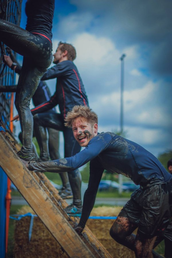 Lennert - Obstacle Run