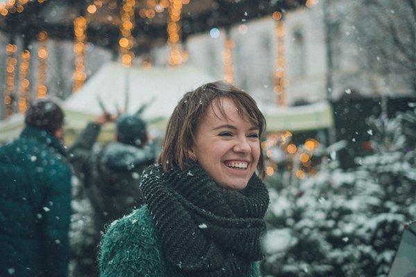 Sophie Devolder - Winters landschap