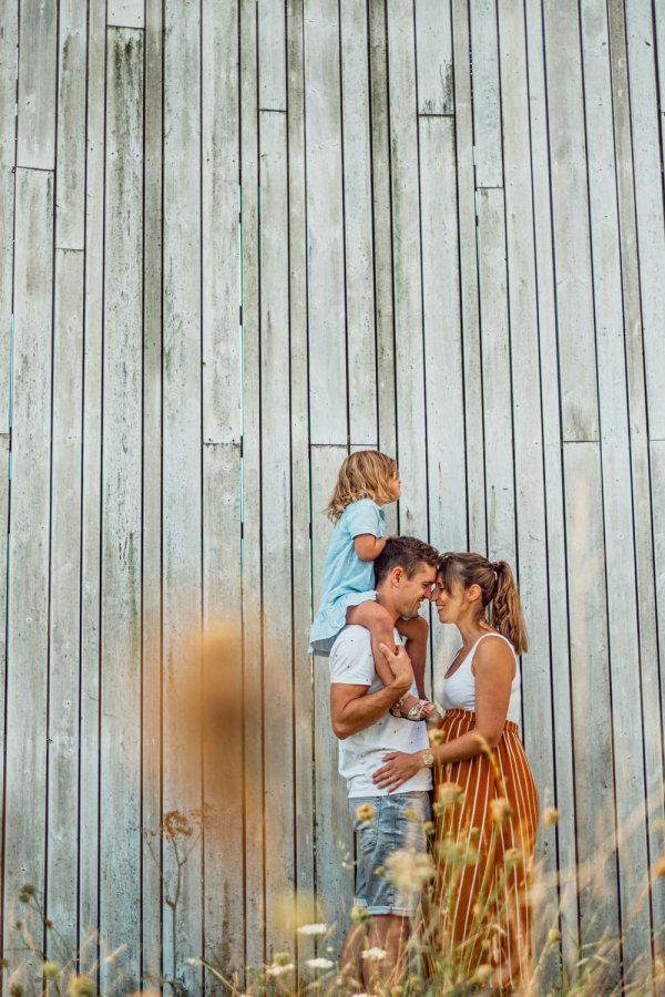 Familie zwangerschap fotografie dorien